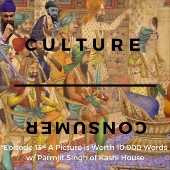 Parmjit runs Kashi House, a publishing company with several quality Sikh history books under its imprint. Recently, they published