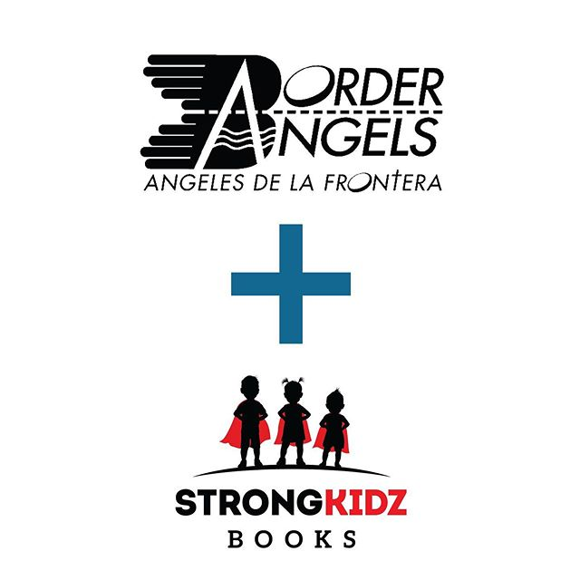 Introducing our newest partnership with @borderangelsofficial ! A non-profit organization that advocates for human rights, humane immigration reform, and social justice with a special focus on issues related to the US-Mexican border. A portion of our sales will go towards supporting their work. See link in bio to purchase or find out more. Make sure to use the special link under partnerships page or buy directly from our website and use code: BORDERANGELS. . . If you already purchased a copy, please support this cause and our book by reposting or you can always buy a copy for a friend :) . . .  @strongkidzbooks #raisingactivists #strongkidzbooks #strongkidz #mrtrumpet ##childrensbooks #protectingkids #kidsofinstagram #childrenofinstagram #kidlit #familiesbelongtogether #families #immigration #reunitefamilies #borderangels #immigrationrights #nowall #peoplehelpingpeople