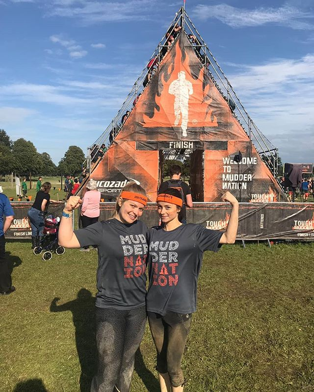 Tough Mudder 2019 complete 💪
