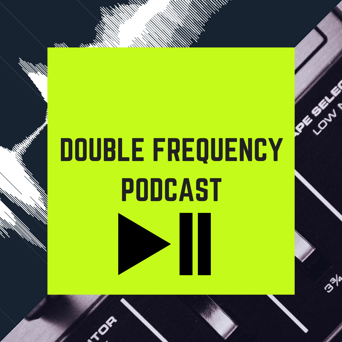 double frequency audio production podcast