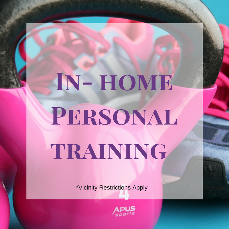 in home personal training northern virginia