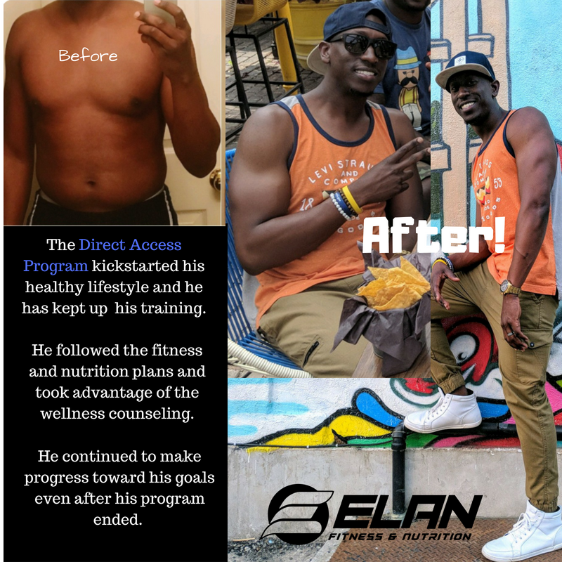 The program kickstarted his healthy lifestyle and he has kept up.png