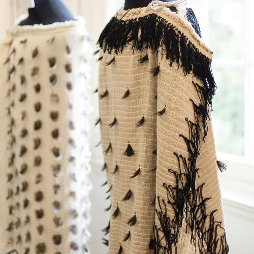 Traditional Maori Cloak