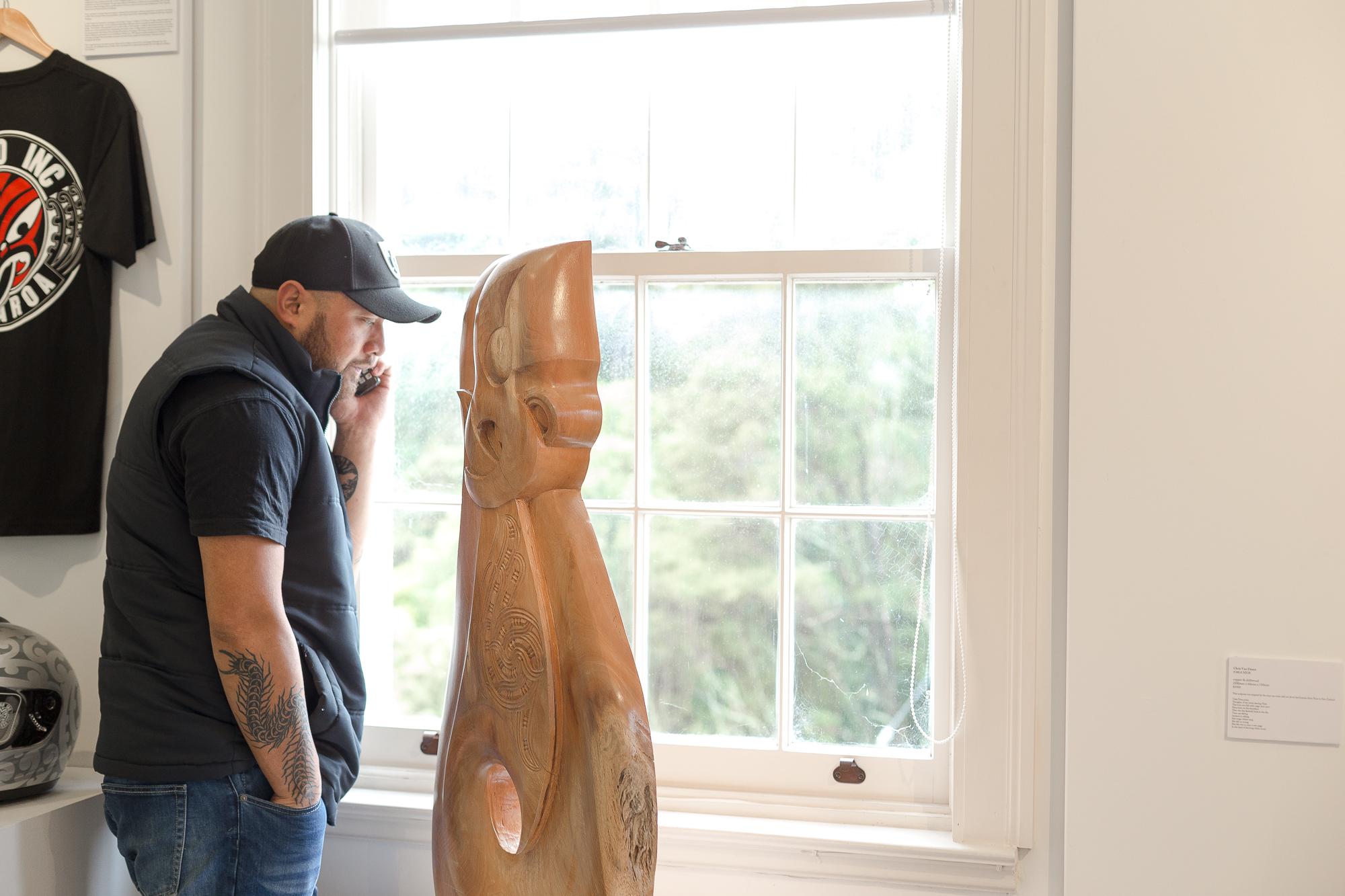 art curator+ connoisseur -
