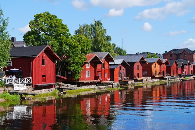 Norway is considered as happiest country in the world...
