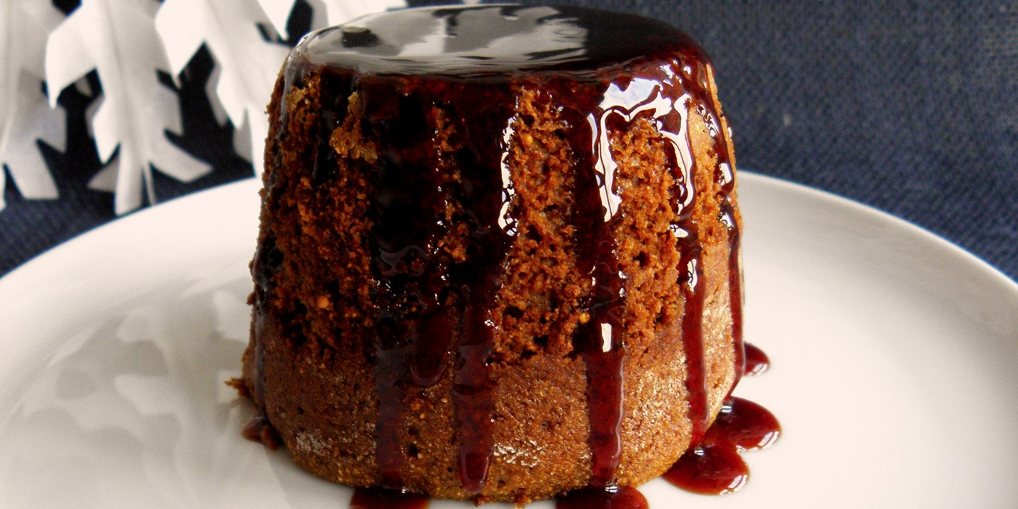 Image courtesy of Great British Chefs - Sticky Figgy pudding