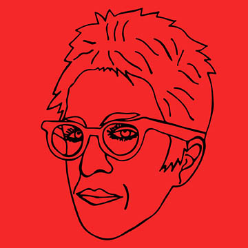 Rachel Maddow portrait by Rebecca Johnstone.jpg
