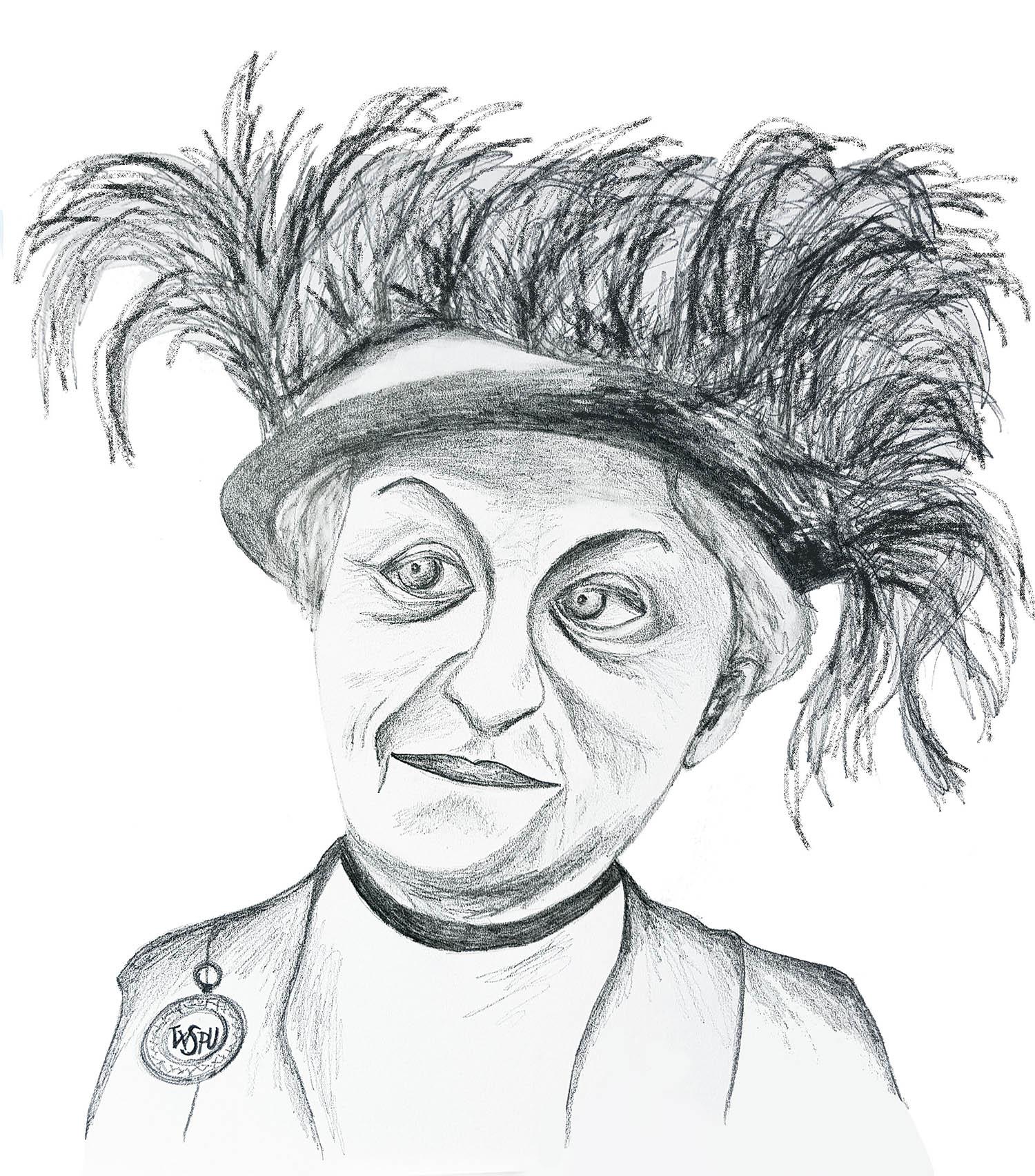 Carrie Chapman Catt, Portrait of a Suffragette, Rebecca Johnstone.jpg