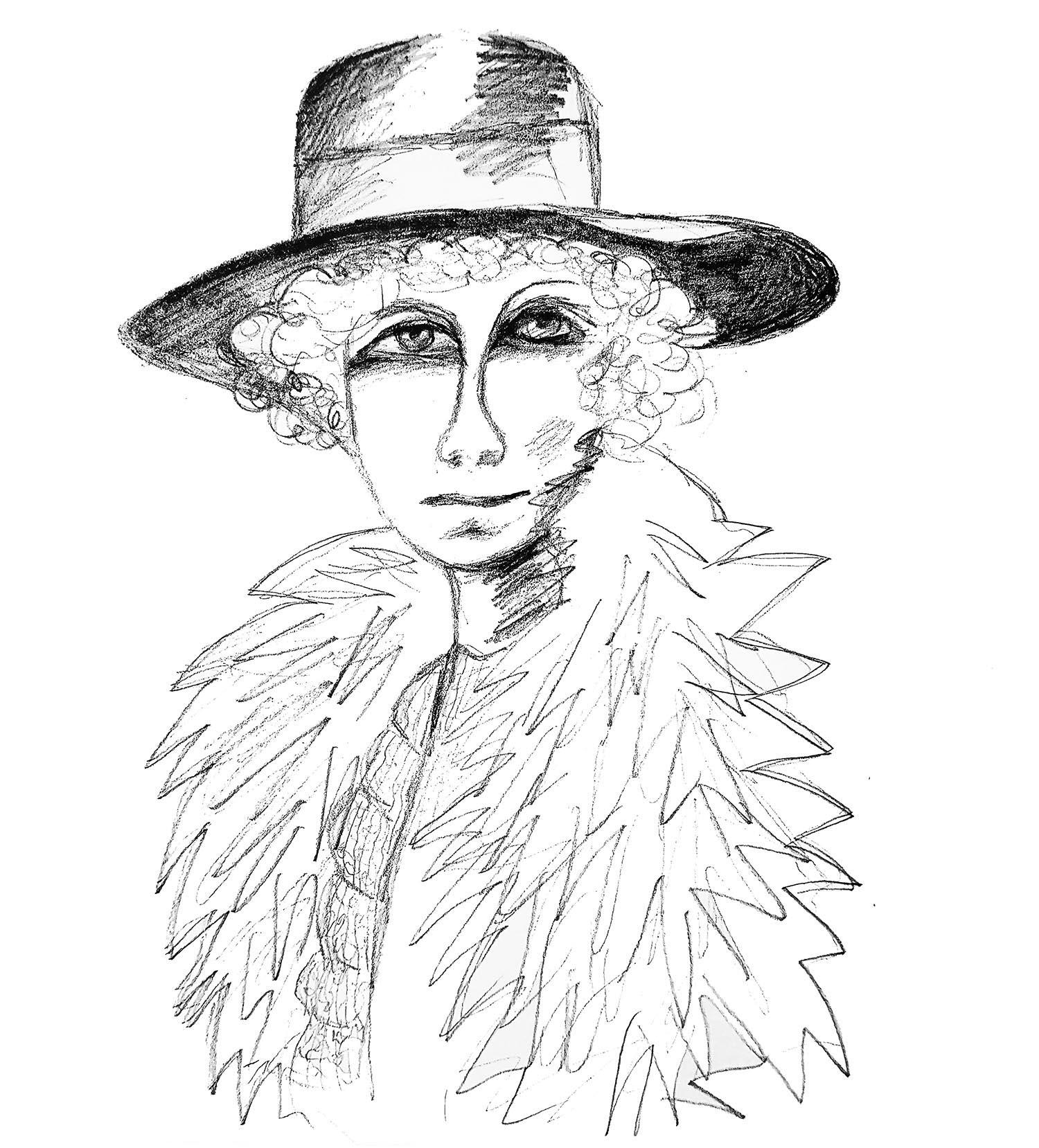 Carrie Chapman Catt, Portrait of a Suffragette