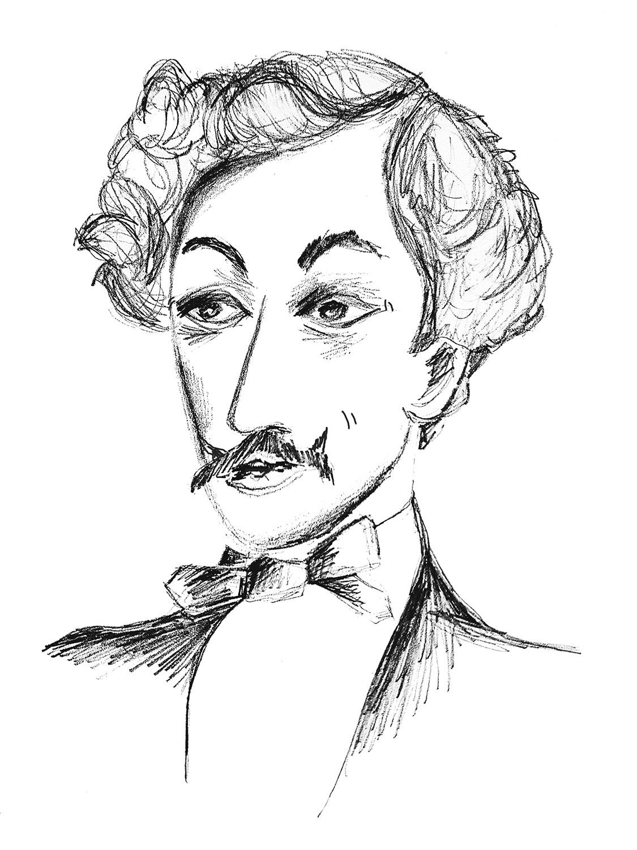 Claude, Jewel Thief Extraordinaire, by Rebecca Johnstone/Dainty Dora