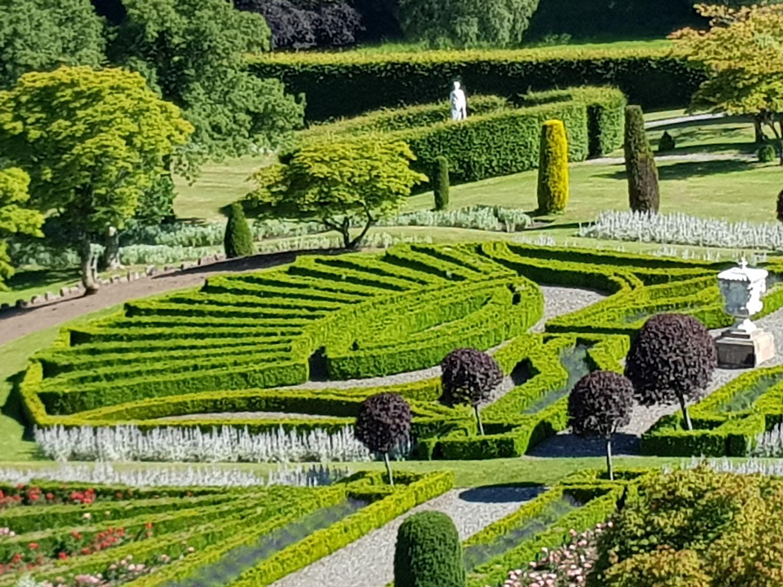 Drummong Gardens, Crieff, Scotland, Rebecca Johnstone