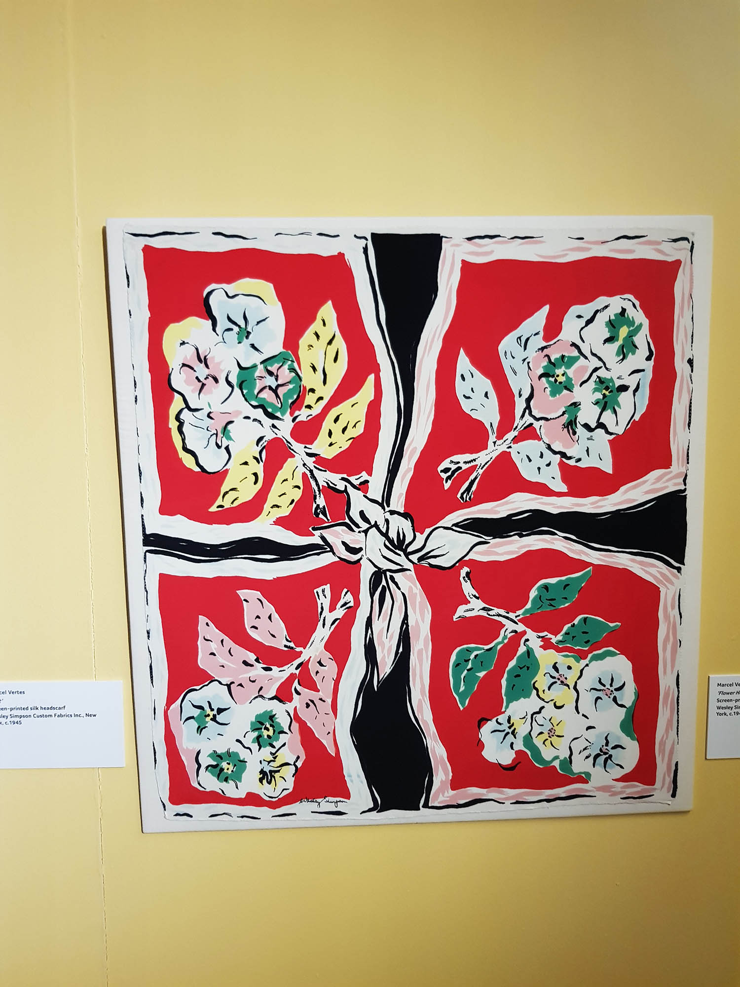Artist Textiles - Picasso to Warhol by Rebecca Johnstone