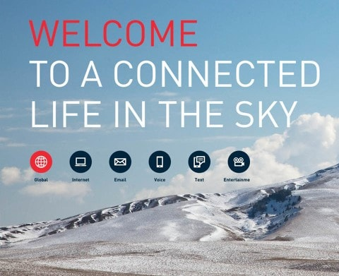 In-flight connectivity has become a 'must have'