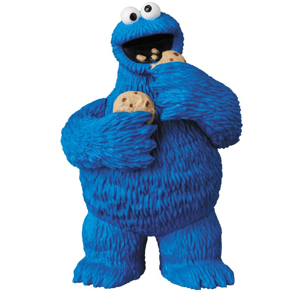 Cookie Monster is on a cookie diet!   (Courtesy of Sesame Street)
