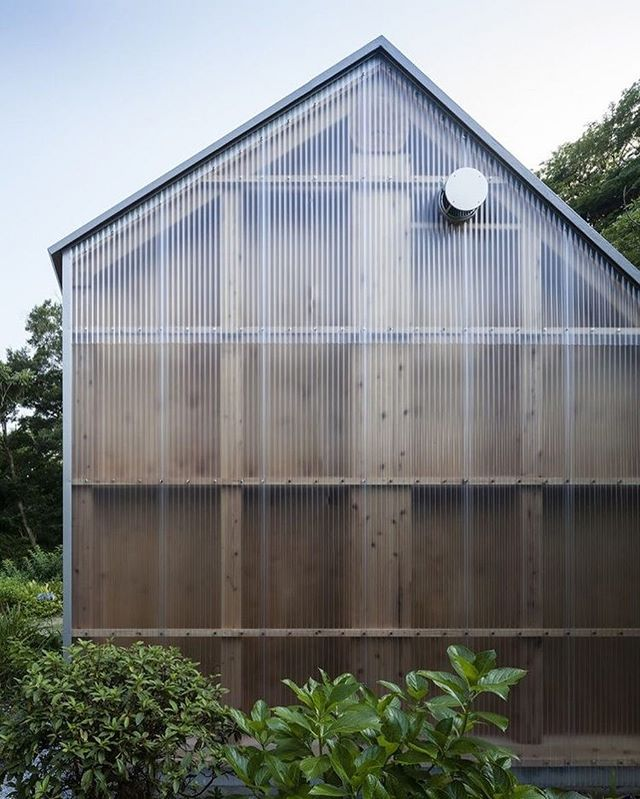Final detail inspiration for my little Yandina beauty @gtobuilding @atelierchenhung  Light Sheds |  FT Architects |  Kanagawa, Japan