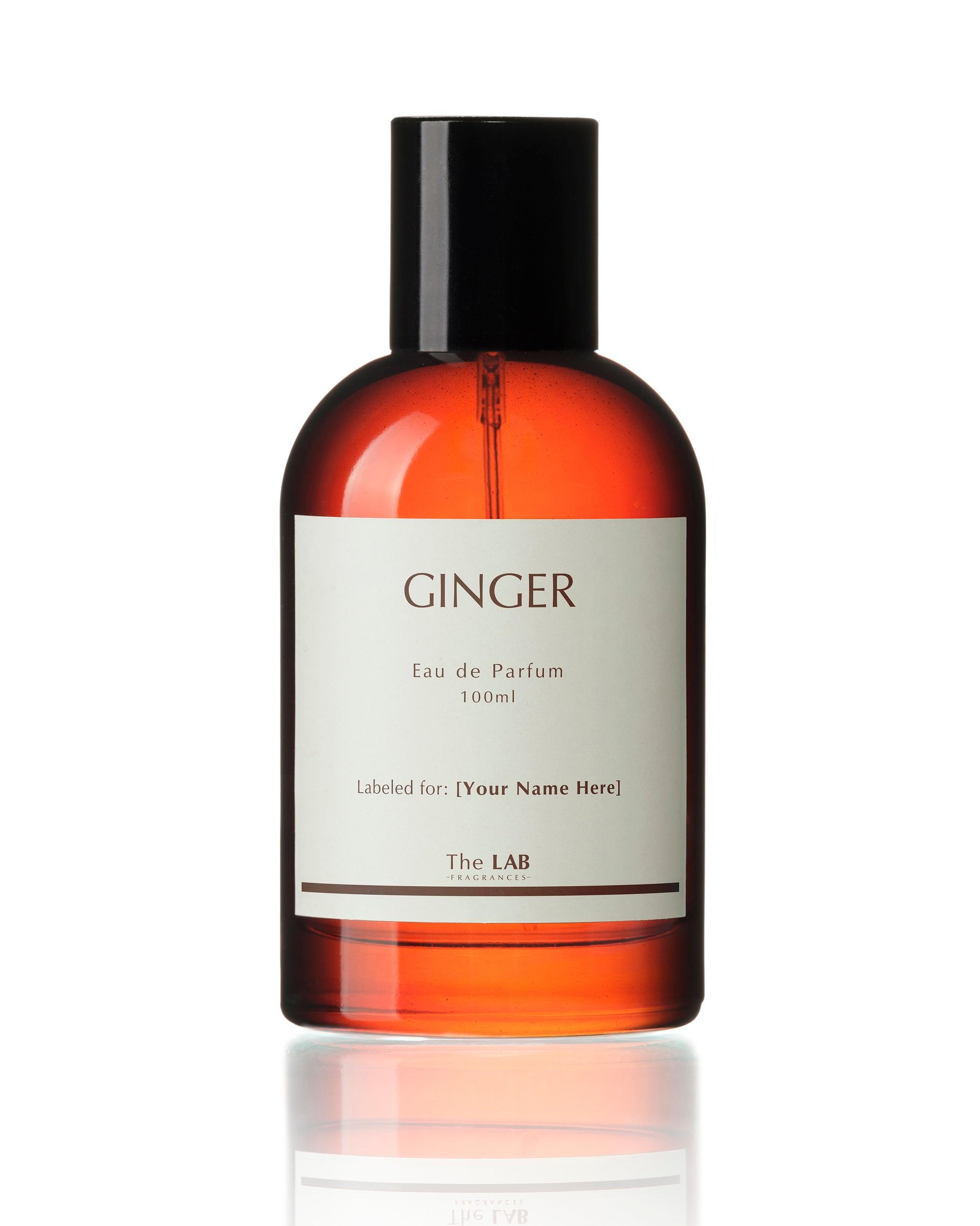 GINGER (Fresh - Spicy)
