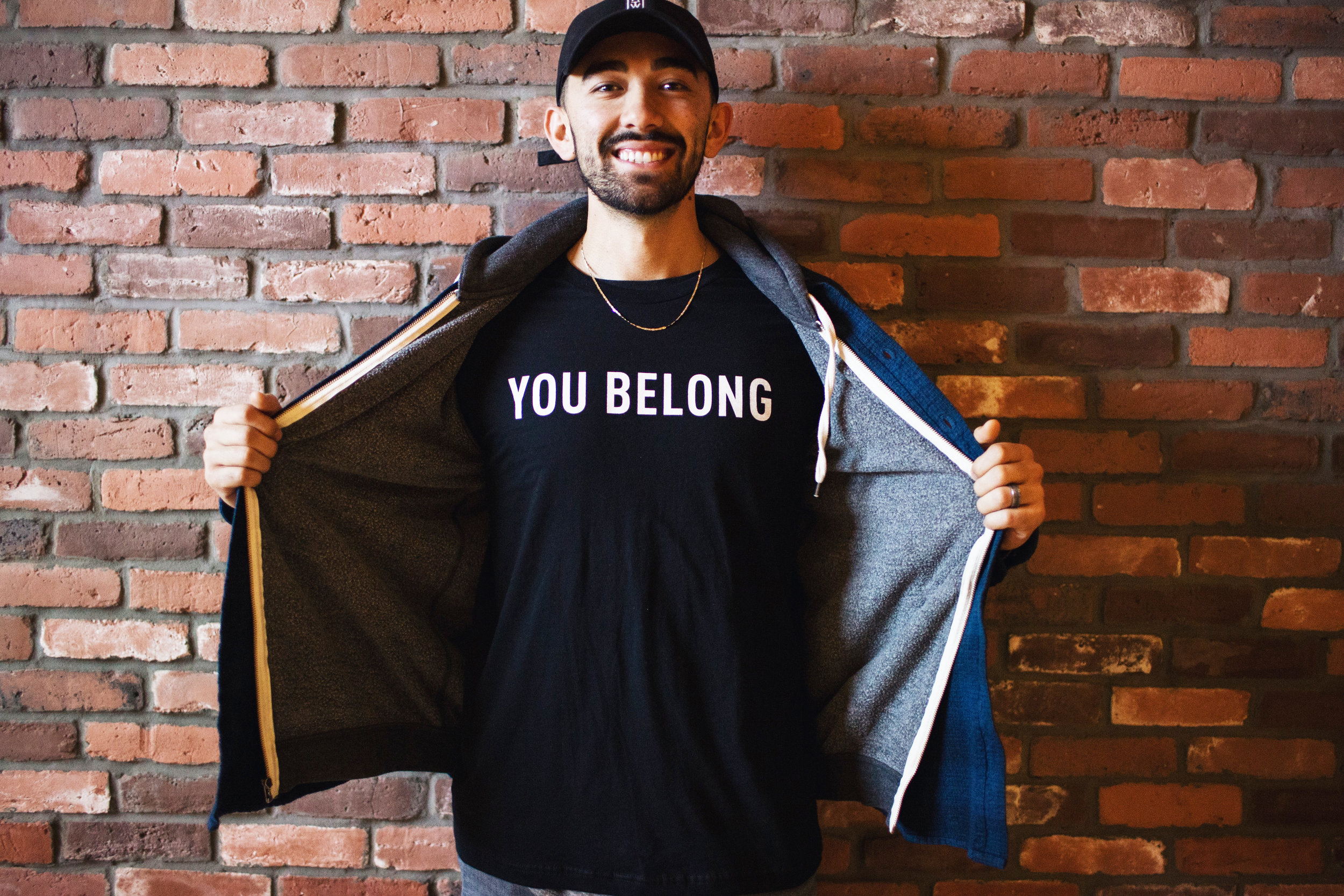 YOU BELONG - We are an inclusive