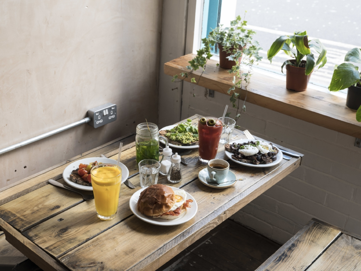 BRUNCH IS SERVED - Book your bottomless brunch with us. Two hours of bottomless bubbles and any of our brunch dishes £25