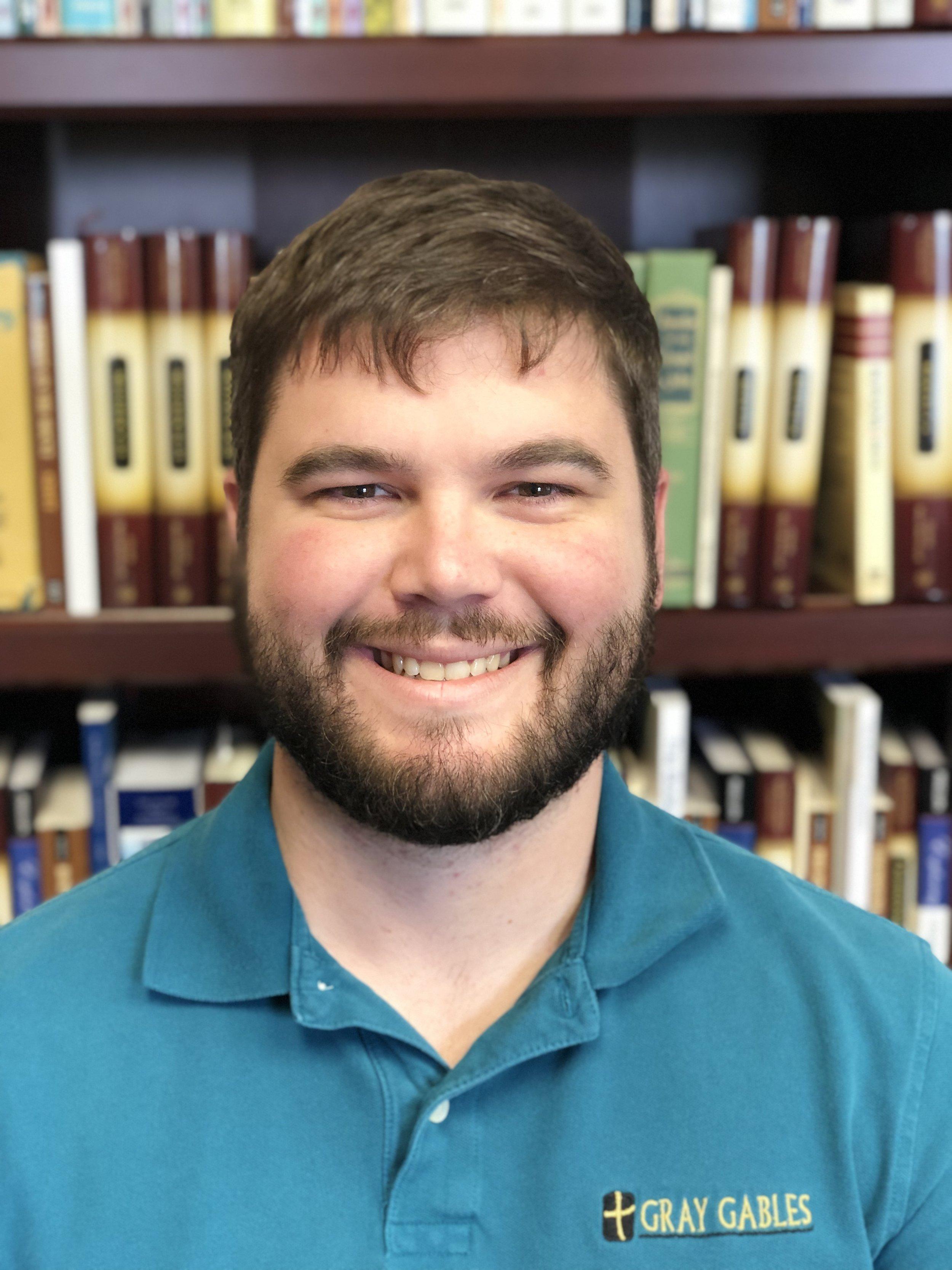 Cody Page    Senior Pastor