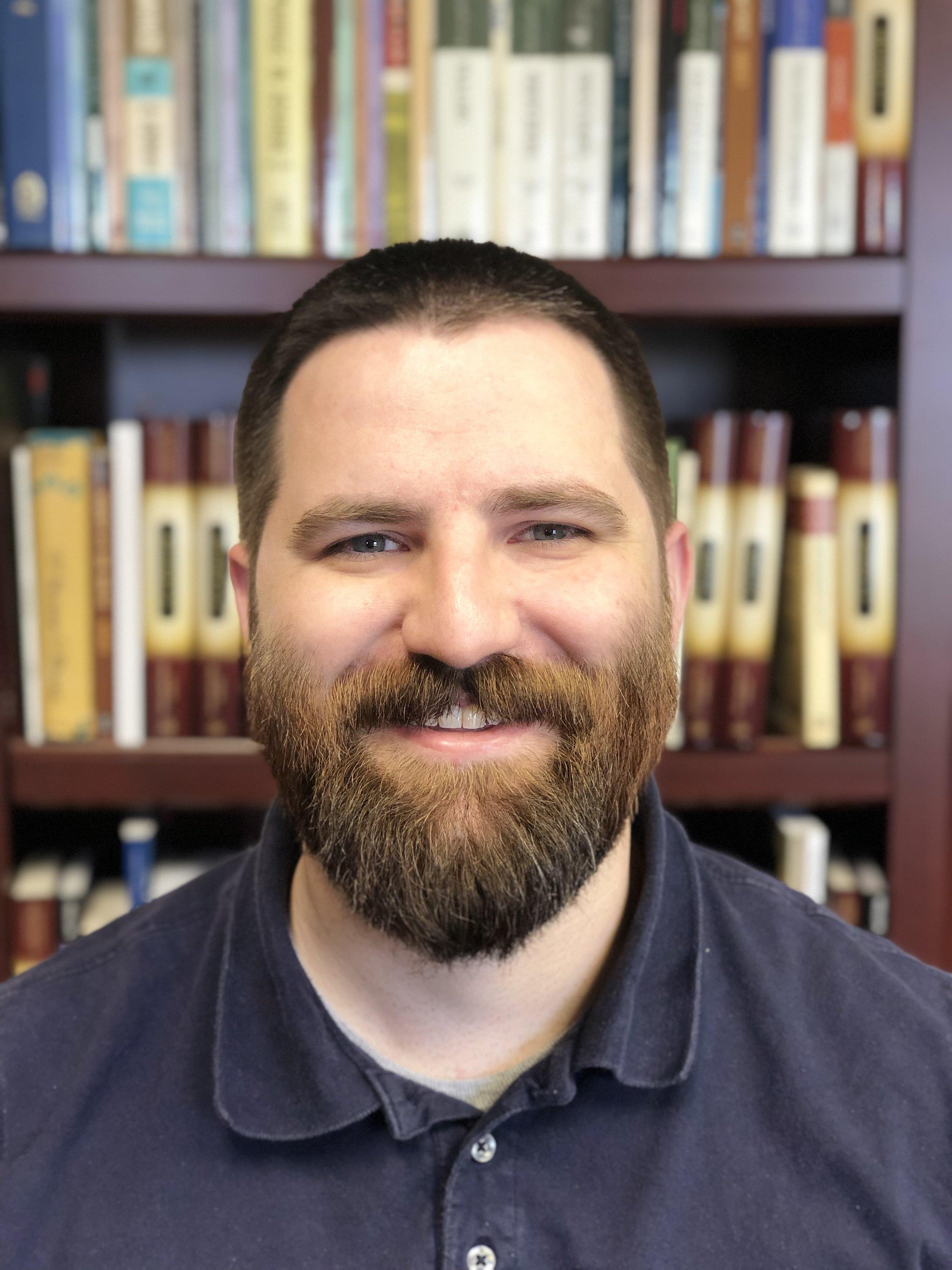 Justin Hartzell    Associate Pastor