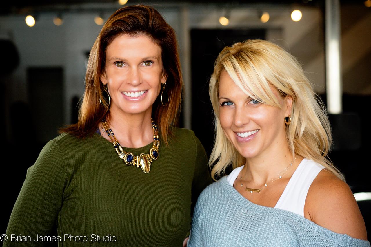 Liz Harris & Amy Carolla, Co-Founders of B Inspired