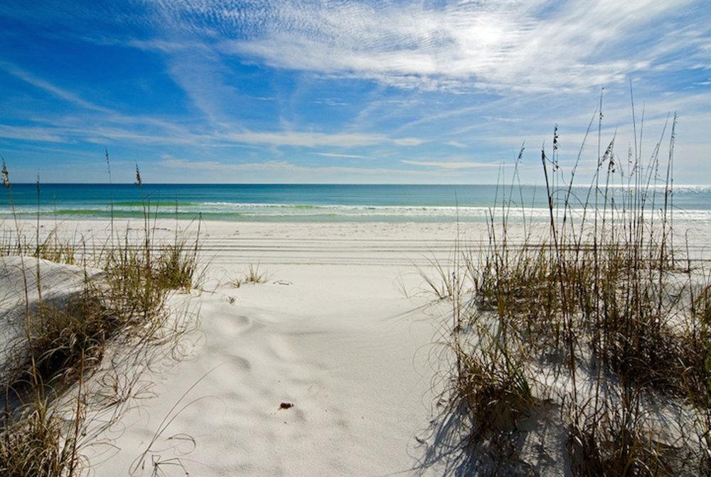 September Beach Retreat