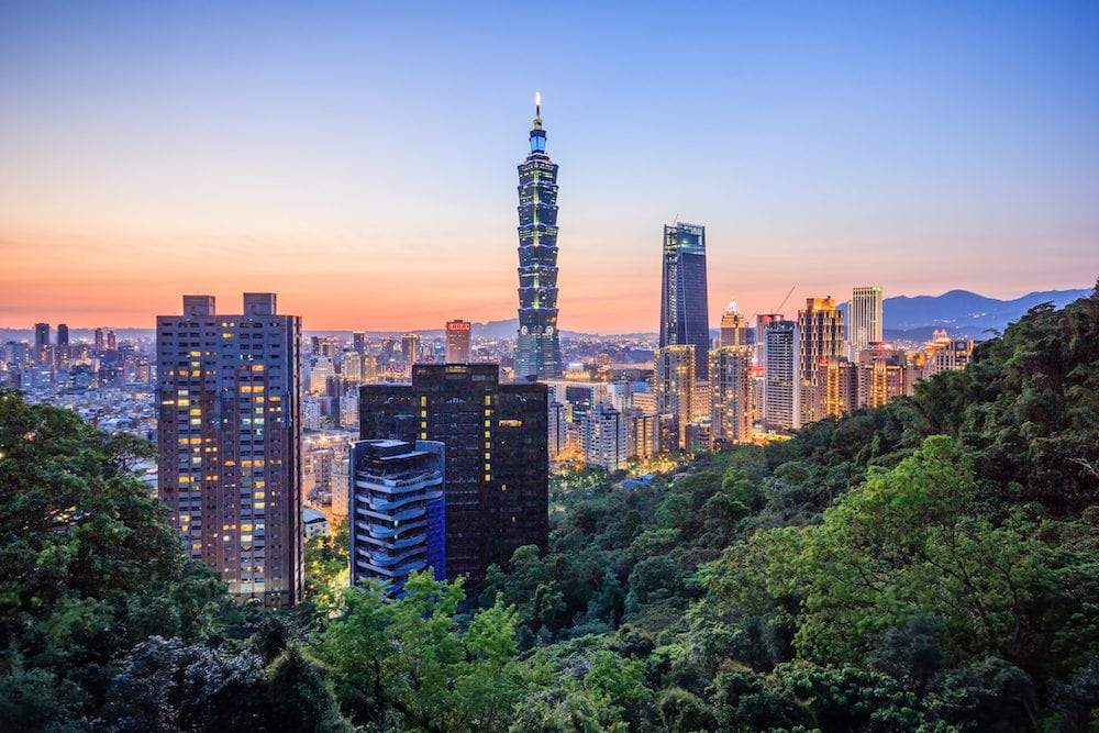 TAIWAN ADVENTURE