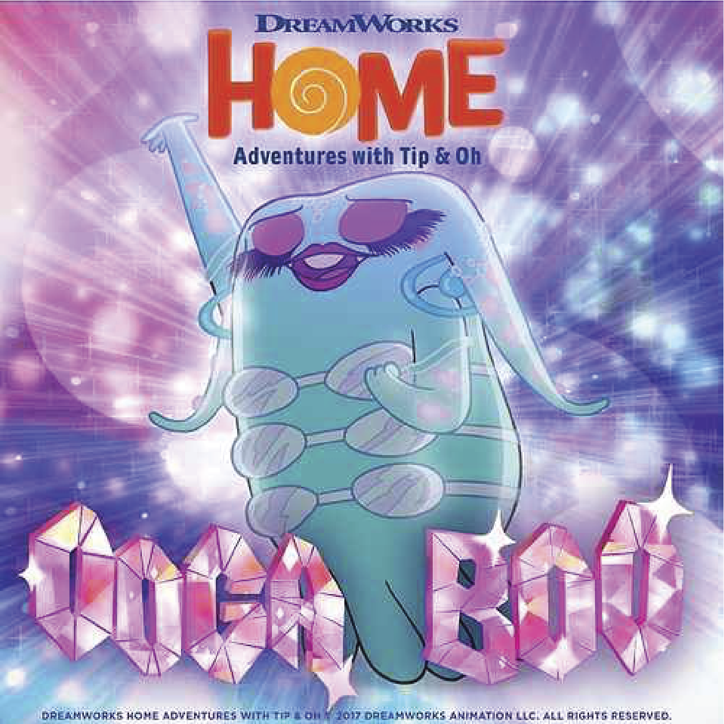 Shout out to  Alex Geringas for writing another great song and scoring DreamWorks  Home:Adventures with Tip & Oh!