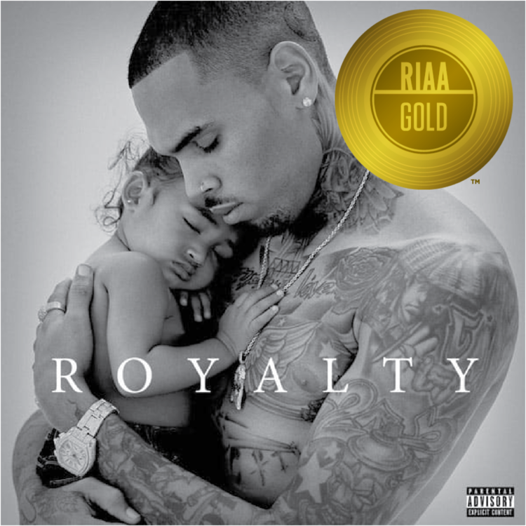 """Track #2 """"Fine By Me"""" on Chris Brown's Royalty Album."""
