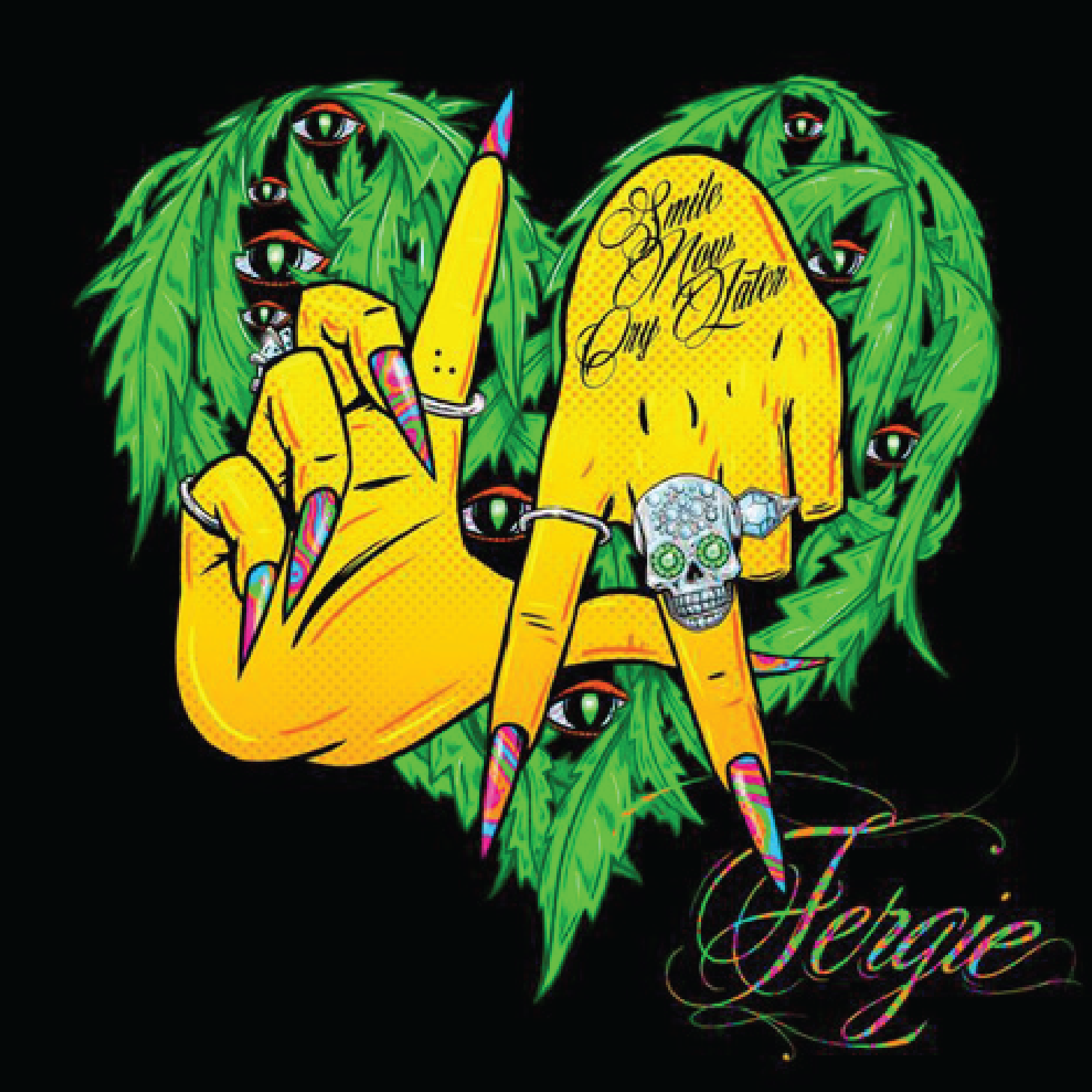 Fergie's new single, produced by DJ Mustard. Engineered and mixed by 1916′s own James Royo.