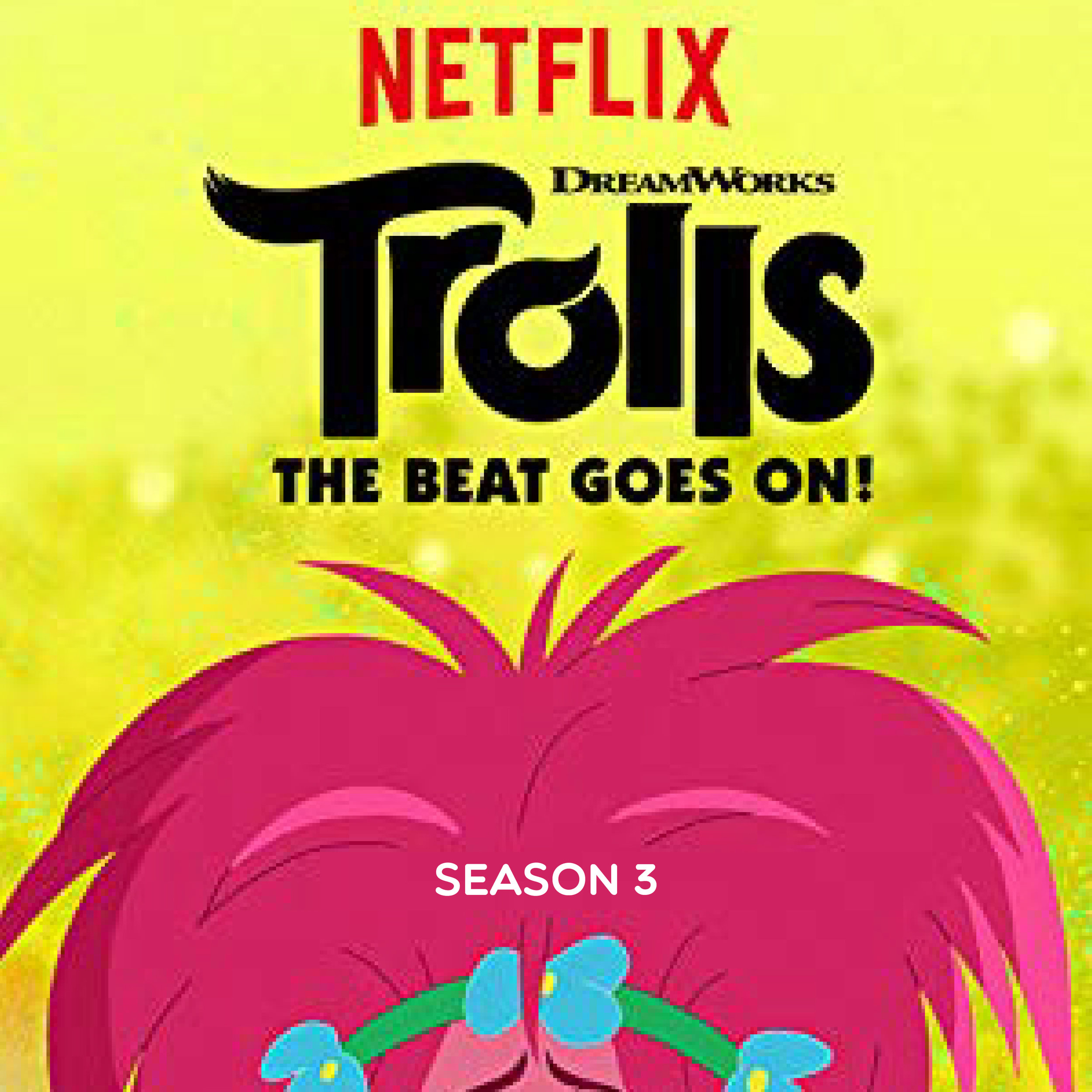 Trolls The Beat Goes On! Season 3 Netflix
