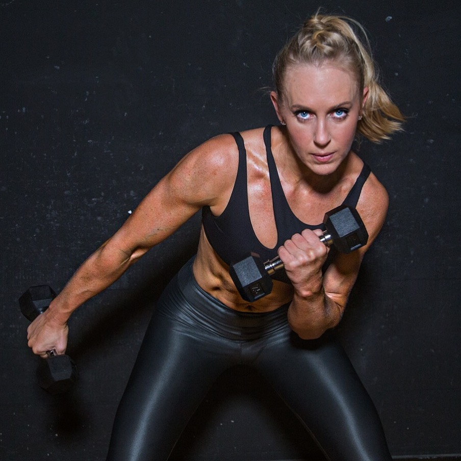 CHRISTINA LODDE - BOOTCAMP    Xlodde  has risen to Boston Wellness Fame but started her passion for fitness teaching kick boxing at the College of the Holy Cross. After 15 years in the biz, she teaches and trains over 600 people a week in Boston, is a Master Instructor at Flywheel Sports, crushes at Barry's Bootcamp, is a legacy Nike Trainer and Lululemon ambassador and is a highly sought after personal trainer to celebrity clients.