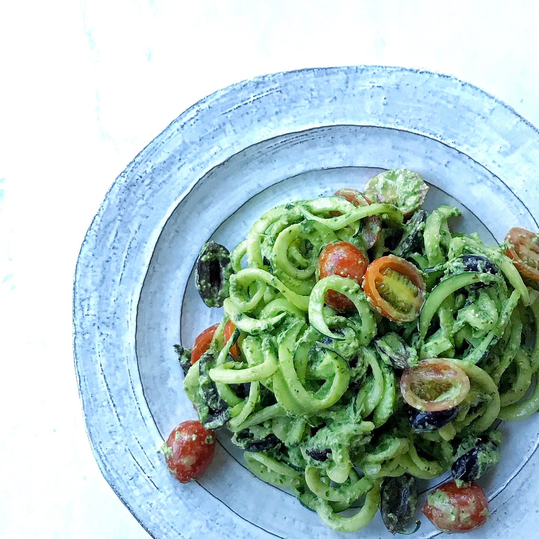 pesto with zoodles.jpeg