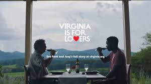 "Virginia Tourism TV Commercial - ""Femi & Joey"""