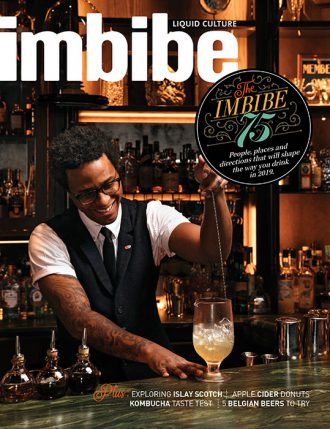 """Imbibe Magazine: Imbibe 75 - """"HOW GRAFT WINE IS CHANGING THE WAY CHARLESTON DRINKS"""""""