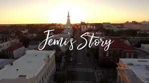 """AFAR Magazine + Explore Charelston - """"Femi's Story"""""""