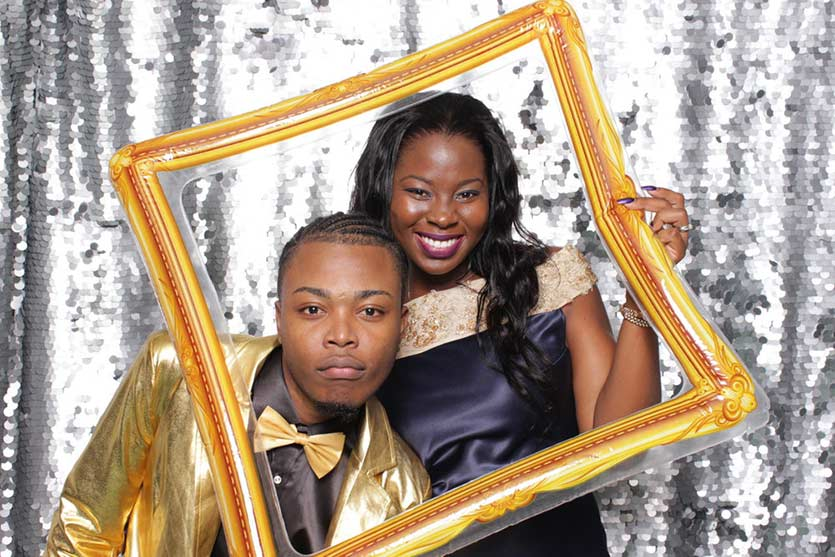Prom photo booth hire in somerset