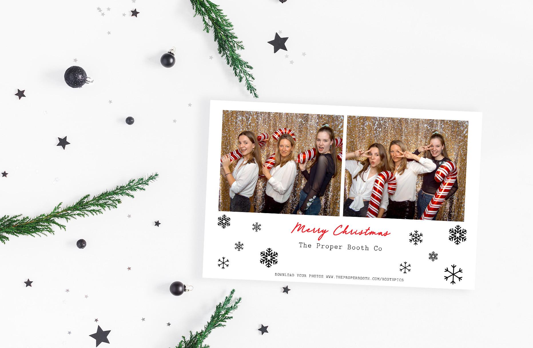 Traditional Christmas Photobooth