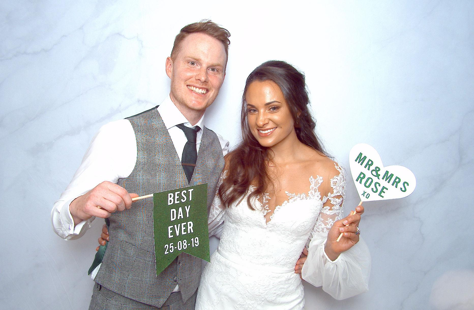 Hannah & Chris' Wedding