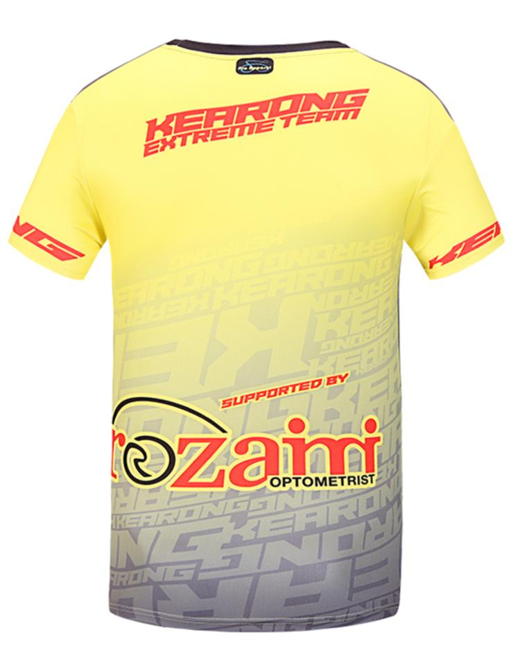 Custom Sublimation T-Shirts and Long-sleeve T-Shirts