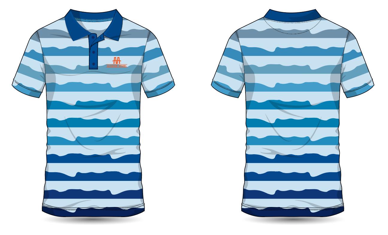 Custom Sublimation Polo Shirts