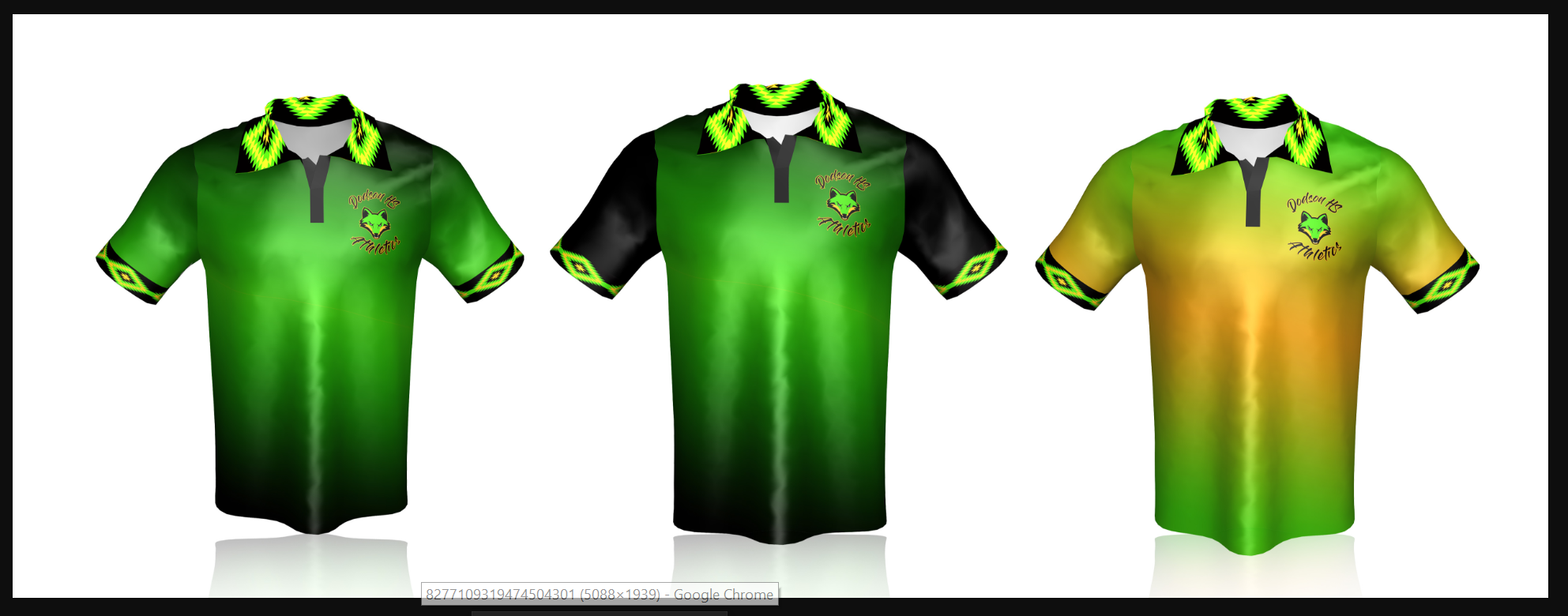 Custom Sublimation Polo Shirt
