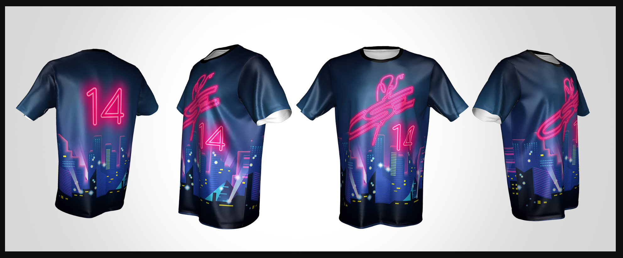 Custom Sublimated Softball Jersey