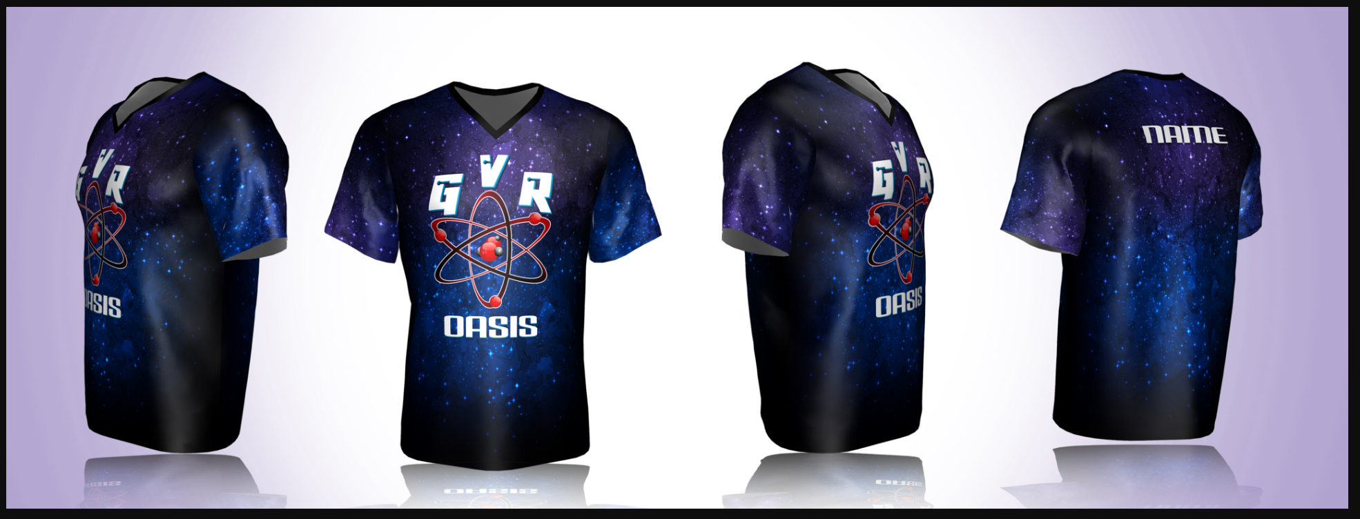 Custom Sublimation Tshirt