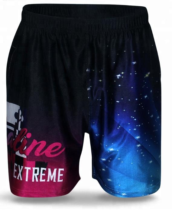 Custom Sublimation Shorts