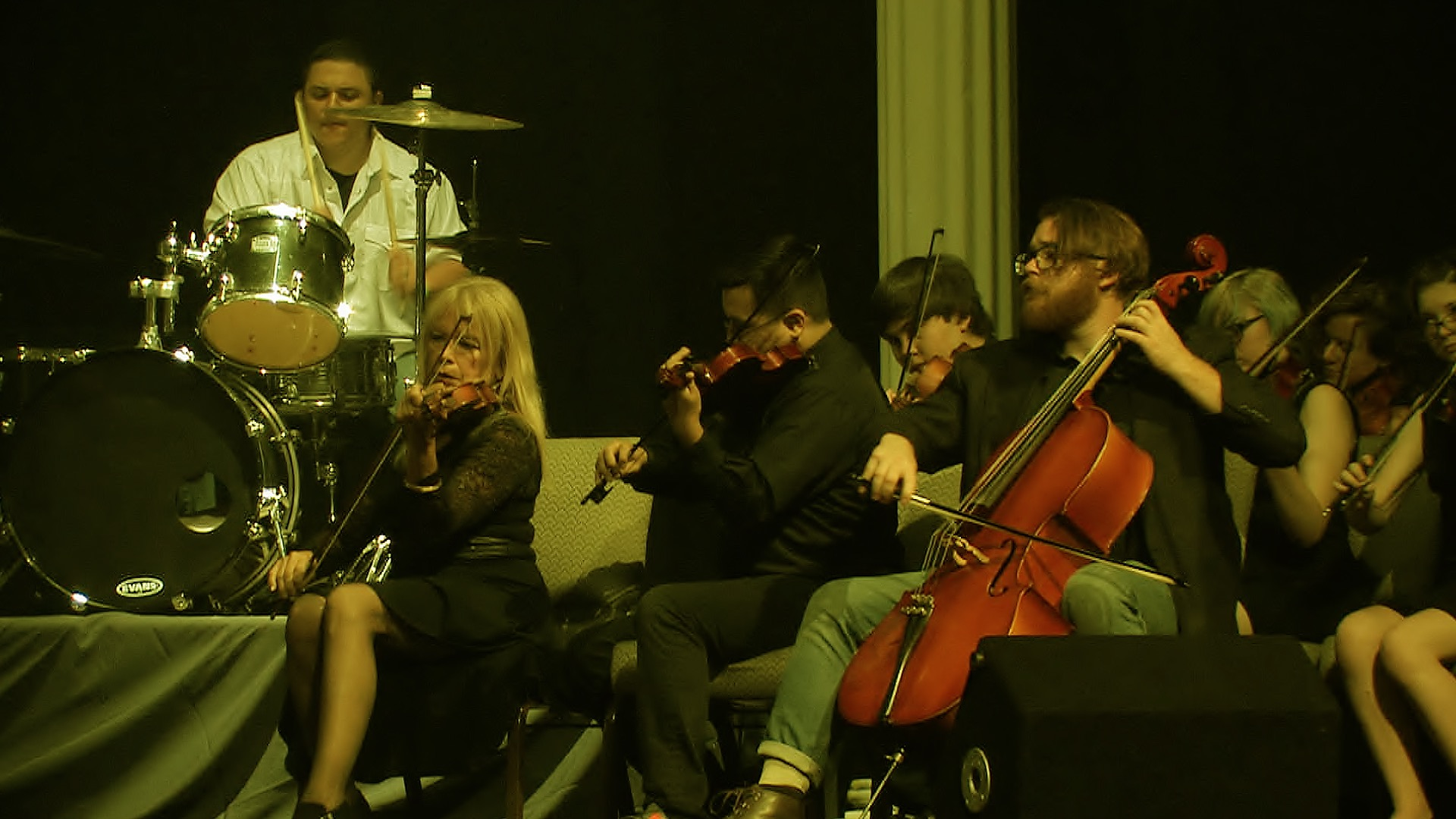 Kevan and String Section.jpg