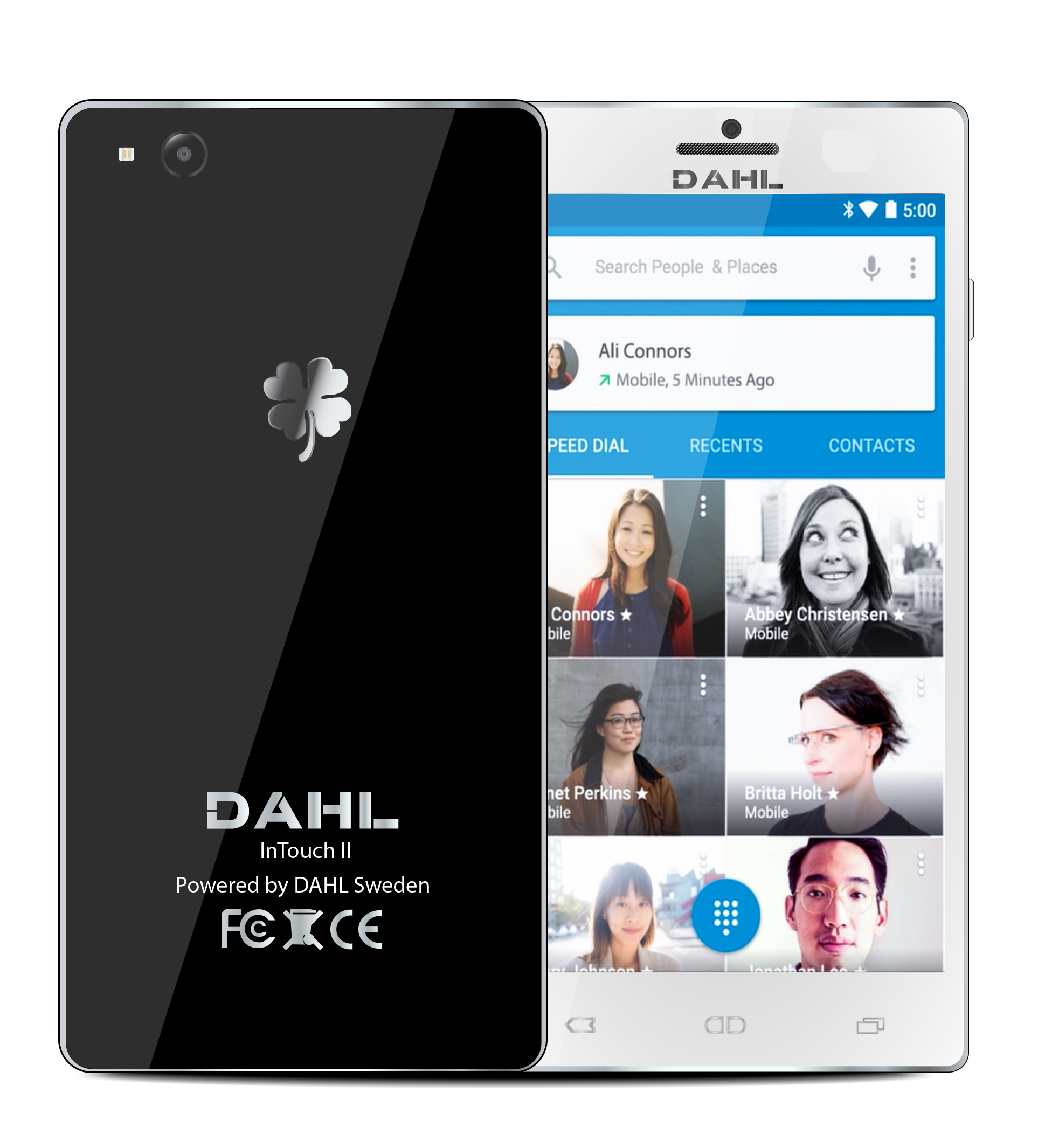 Dahl InTouch III Android Smartphone