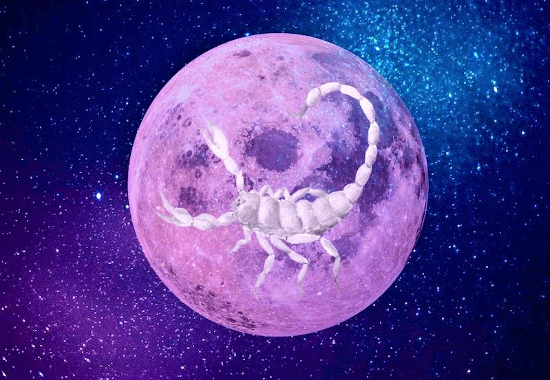 SCORPIO FULL MOON ENERGY CLEARING - Monday, May 20th. Learn more here.