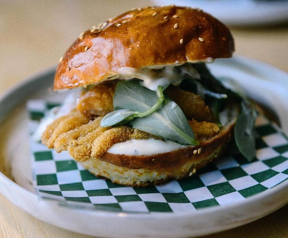 Fried Catfish Sandwich