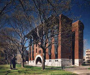 Harvard University, Law School - New Construction